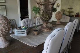 Studded Dining Room Chairs  Best Decor Images On Pinterest - Cushioned dining room chairs