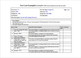 Testing Template Excel Test Cases Template 28 Images Test Template Related Keywords