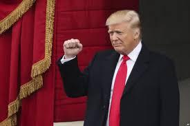 donald trump presiden amerika ini isi lengkap pidato donald trump setelah pelantikan presiden as