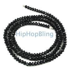 black diamonds necklace images Black diamond necklace rick ross style black diamond solitaire gif