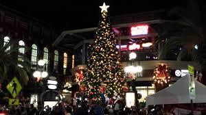 lighting the ybor city christmas tree 11 20 2013 youtube