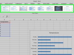 How To Make Your Own Flag How To Make A Bar Graph In Excel 10 Steps With Pictures