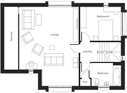 window in plan 4 bedroom detached house for sale in derwenthorpe seebohm quarter