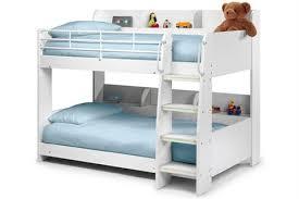 Julian Bowen Bunk Bed Julian Bowen Domino Bunk Bed 2 Colours Available Bouncy Bedz