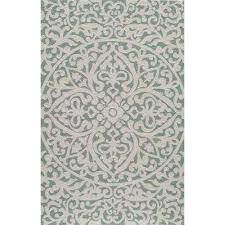 Veranda Living Indoor Outdoor Rug Trellis Outdoor Rugs Rugs The Home Depot