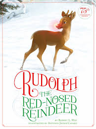 rudolph red nosed reindeer book robert antonio