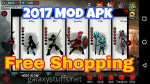 league of stickman full version apk download league of stickman 2017 mod apk 4 1 2 free shopping youtube