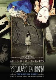 Kids Barnes And Noble Miss Peregrine U0027s Home For Peculiar Children The Graphic Novel By