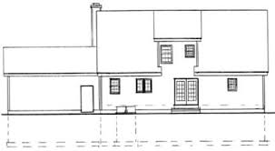 cape house floor plans modified cape house plan 3785tm architectural designs house
