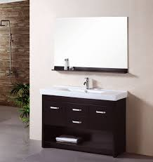 48 bathroom mirror adorna 48 inch bathroom vanity matching framed mirror