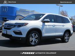 suv honda pilot new honda pilot at marin honda serving marin county novato san
