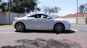 peugeot rcz the 2012 peugeot rcz car review official vroom video youtube