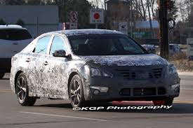 nissan altima sport 2013 2013 nissan altima spy shots photo gallery autoblog
