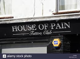 house of pain tattoo club a tattoo parlour in westcliff on sea