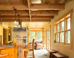 Micro Homes Interior by Trout Fishing Cabin Minnesota