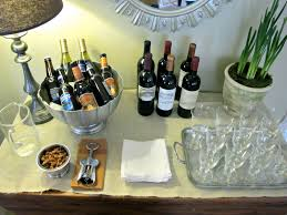 self serve bar set up google search the drinks pinterest