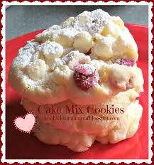 twochicksandamom blogspot com valentine u0027s day cake mix cookies