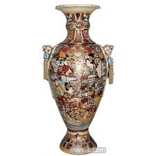 Rosewood Pottery Vase Antique Satsuma Pottery U0026 Porcelain Price Guide Antiques