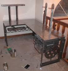 Metal Computer Desks Steel Computer Desk