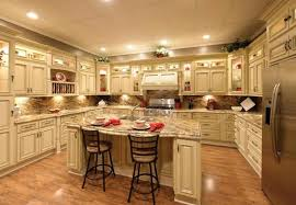 How To Antique Glaze White Kitchen Cabinets Nrtradiantcom - Antique white cabinets kitchen