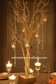 tree branch centerpieces gold wedding tree branches for decorations gilding tree