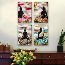 Home Decor Buddha by Online Get Cheap Flower Portraits Aliexpress Com Alibaba Group