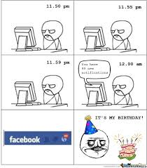 Birthday Memes For Facebook - facebook birthday wishes by violethammad meme center
