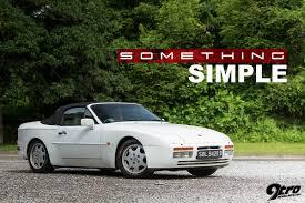 porsche 944 rally car porsche 944 series 2 cabriolet u2013 something simple 9tro
