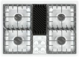 Ge Downdraft Cooktop Kitchen Stylish Along With Stunning Downdraft Gas Cooktop Amana