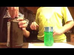 liquids that glow under black light how to make glowing water without blacklight youtube