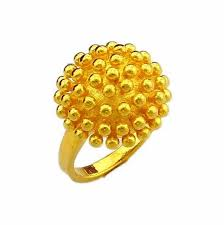 aliexpress buy new arrival fashion 24k gp gold 24k golden ring promotion shop for promotional 24k golden ring on