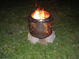Washing Machine Firepit Oc Pit Made From Washing Machine Drum Tub Album On Imgur
