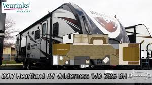 for sale 2017 heartland wilderness wd 3125 bh review grand