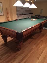brunswick monarch pool table brunswick balke collender monarch cushion billiards table