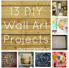 Diy Paintings For Home Decor Preferential Ideas As Wells As Weekend Along With Inventive Diy