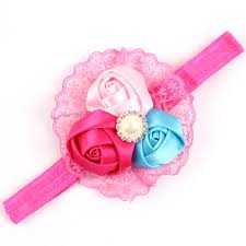 hair bands baby hair bows lace hair bands flower hair accessories shop