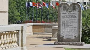 Oklahoma Supreme Court Orders Ten Commandments Removed Cnnpolitics