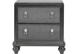 Cheap Black Nightstand Nightstands And Bedside Tables Mirrored Tall Small U0026 More