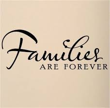 family lettering wall magnificent family wall decal quote