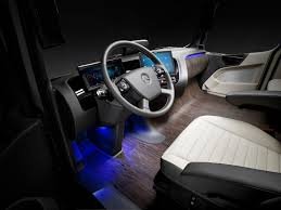 future mercedes mercedes benz future truck 2025 interior youtube