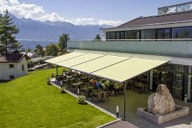 commercial retractable roofs markilux pergola u0026 gibus med isola