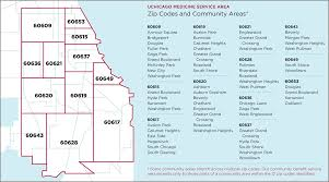 Chicago Neighborhood Crime Map by Community Uchicago Medicine