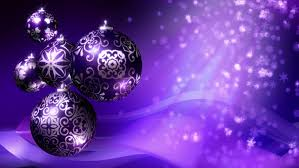 purple ornament backgrounds happy holidays