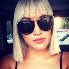 short hairstyles with glasses and bangs 26 cute blunt bob hairstyle ideas for short medium hair