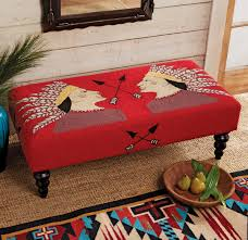 livingroom bench western leather furniture u0026 cowboy furnishings from lones star