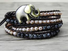 leather wrap bracelet with stones images Buy boho 5 wrap bracelet leather wrap bracelet jpg
