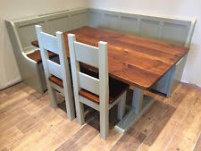 Corner Dining Chairs Table Chair Sets With Corner Benches Ebay