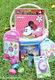 minnie mouse easter baskets what s in my easter baskets last minute ideas frozen