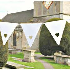 guirlande fanion mariage decoration salle mariage guirlande fanions coeur e deco de salle