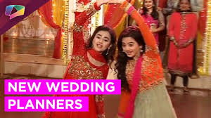 how to become wedding planner swara and ragini become wedding planners in swaragini